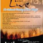 An Intimate Evening of Jazz Magic