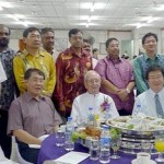 Honouring Dato' Brother Vincent