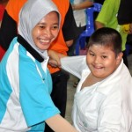 KPJ Ipoh Visits Spastic Children's Home
