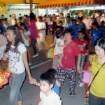 Orphans Treated and Dined at Mid Autumn Celebration