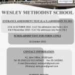 Wesley Methodist School