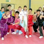 Annual Wushu Tournament
