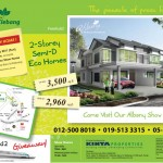 Sri Klebang – The pinnacle of green living . . .