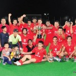 MBI Wins Hockey League