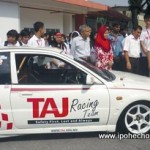 TAJ College launches its Racing Team