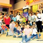 Orphans Hosted by Soroptimist International Ipoh