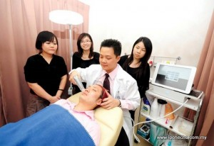 Dr Terry Lee Lean Hiap, Kinta Medical Centre