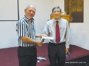 Dr Cheah Boon Kheng - A Lesson in History