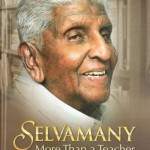 Selvamany  More than a Teacher