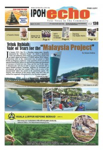 Cover of Ipoh Echo Issue 138