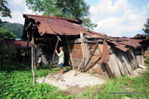 Yayasan Bina Upaya Darul Ridzuan (YBU) builds Houses For Destitute
