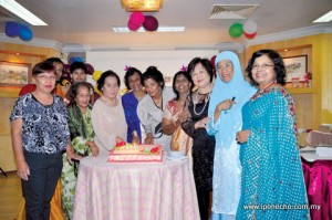 Lioness Club of Ipoh celebrate 35th anniversary