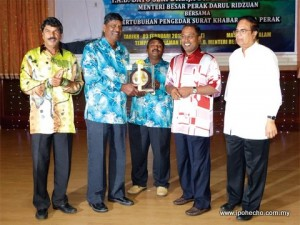 Perak Indian Newspaper Distributors Association (PINDA)