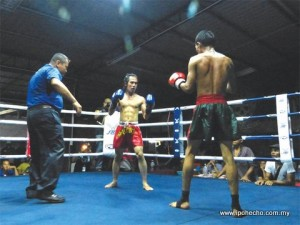 Perak Muaythai Amateur Association (PMAP)