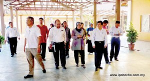 Silveritage Galleria Complex - Medan Gopeng bus station