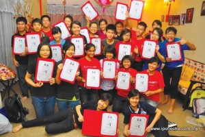 ipoh echo issue 138, SMK Ave Maria Convent, Miracles for Malaysia (M4M), cheerleading