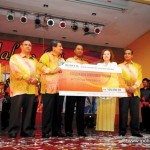 A RM5.1-Million Boost
