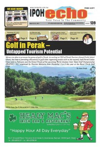 Cover of Ipoh Echo Issue 139