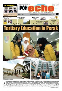 Cover of Ipoh Echo Issue 140