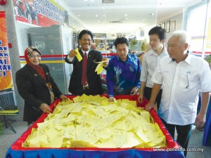 ipoh echo issue 140, Ipoh City Council, MBI lucky draw