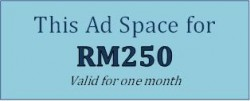Ipoh Echo Side Banner Ad Space