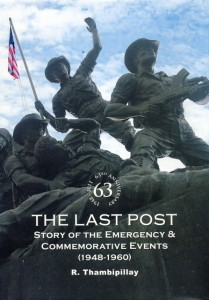 ipoh echo issue 138, book review, The Last Post – Story of The Emergency (1948-1960)