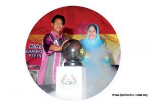 Launch of Visit Perak Year 2012