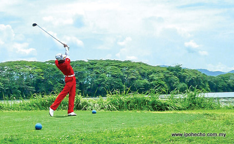 Clearwater Masters Tournament 2011 - Clearwater Sanctuary Golf Resort, Batu Gajah, Perak, Malaysia