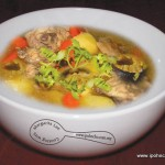 Ayam Pongteh  Nyonya Chicken Stew with Soybean Paste
