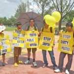 An Incident – Free Bersih 3.0 Rally in Ipoh