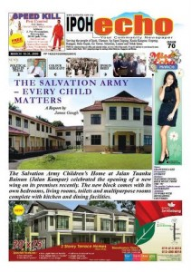 Ipoh Echo Issue 70, past issues