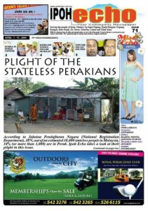 Ipoh Echo Issue 71, past issues