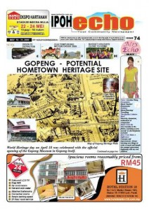Ipoh Echo Issue 74, past issues