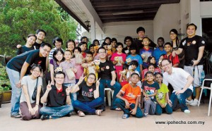 ipoh echo issue 142, FACES Youth Society