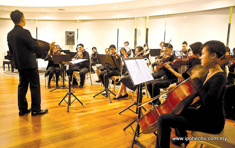  ipoh echo issue 141, Kinta Valley Wind Orchestra (KVWO)