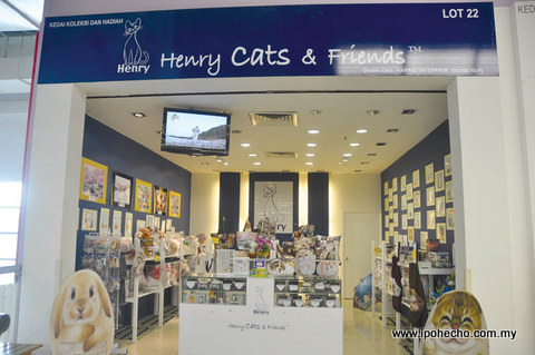 Henry Cats & Friends Ipoh - ipoh echo issue 141