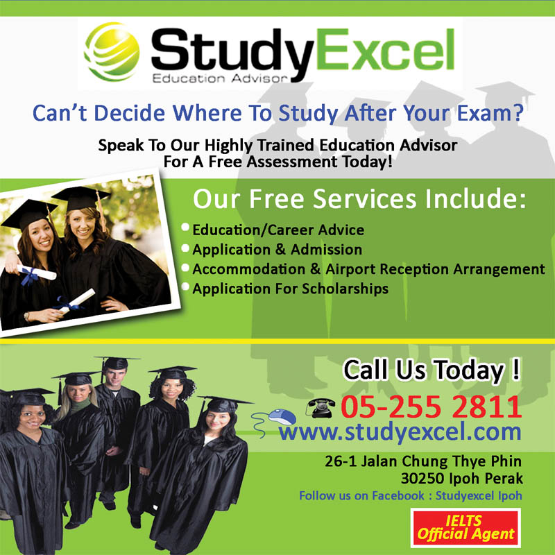 Study Excel Education Advisor