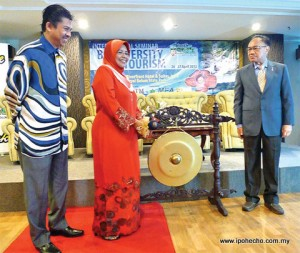 perak tourism news volume 9, ipoh echo issue 142, biodiveristy and tourism