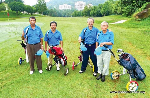ipoh echo issue 143, SG9 Group, Perak golf