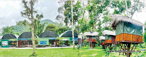 Kinta & Perak An Eco-Adventure Playground - Nomad's Earth Camp