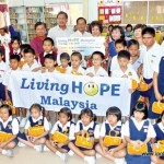 Living Hope to Sponsor 90 Ipoh Children