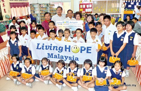 ipoh echo issue 143, Living Hope Malaysia, Dr Peggy Chan Wong
