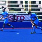 Hockey: Indian Team Rides the ETS