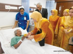 World Nurses' Day - Perak Community Specialist Hospital