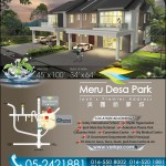 Meru Desa Park