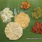 musings on food - See Foon Chan-Koppen - banana leaf curry