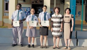 SiWu Education Trust Scholarship - tenby school ipoh