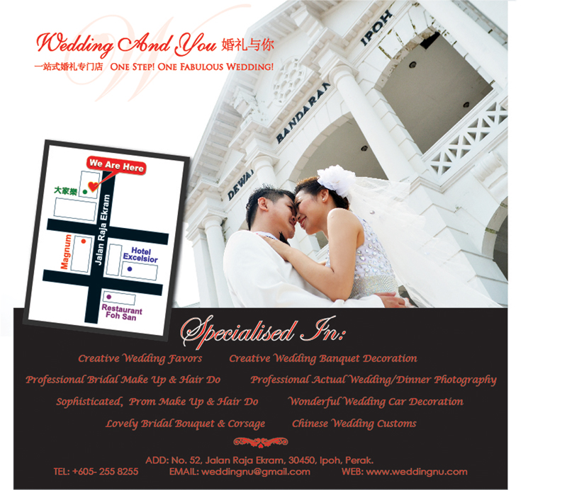 Ipoh wedding planner