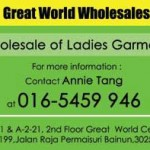 Great World Wholesales