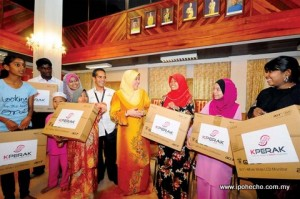 Association of Wives of State Assemblymen (BAIDURI), K-Perak Incorporated